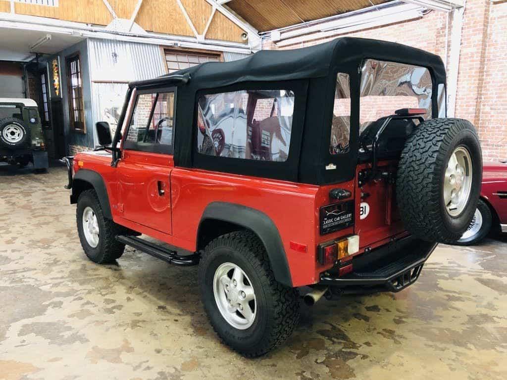 1994 land rover defender 90 for sale 4