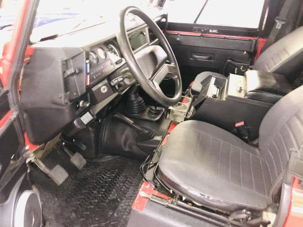 1994 land rover defender 90 for sale 6