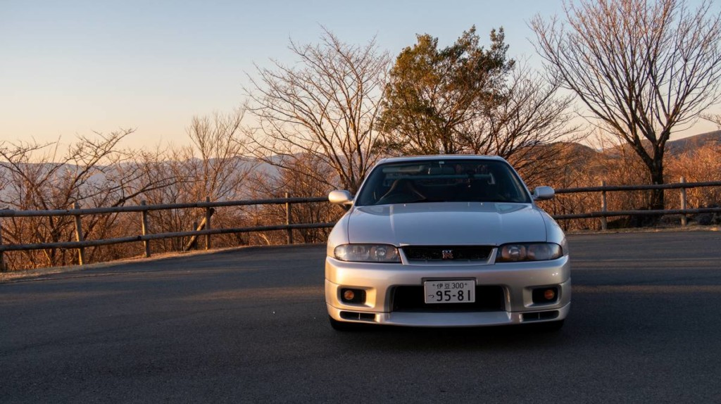 1995 nissan skyline gtr r33 for sale