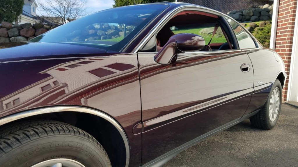 1996 Buick riviera supercharged for sale 1