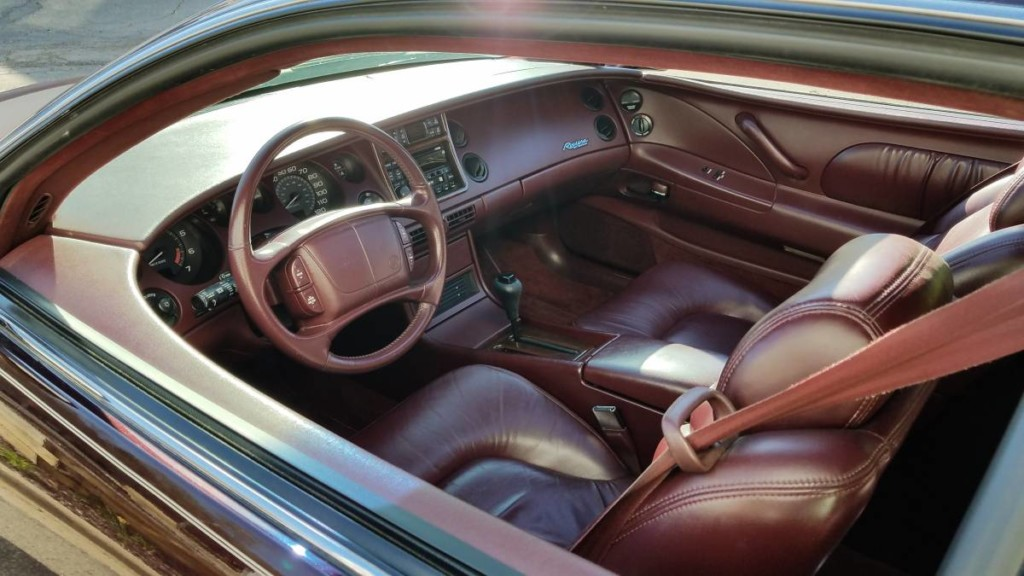1996 Buick riviera supercharged for sale 5