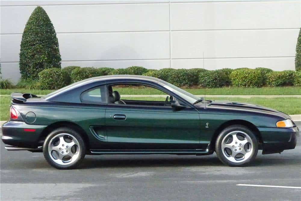 1996 Ford Mustang SVT Mystic Cobra for sale