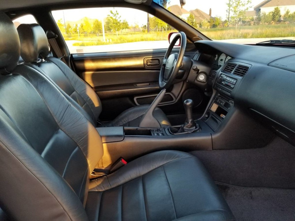 1996 nissan 240sx for sale 6