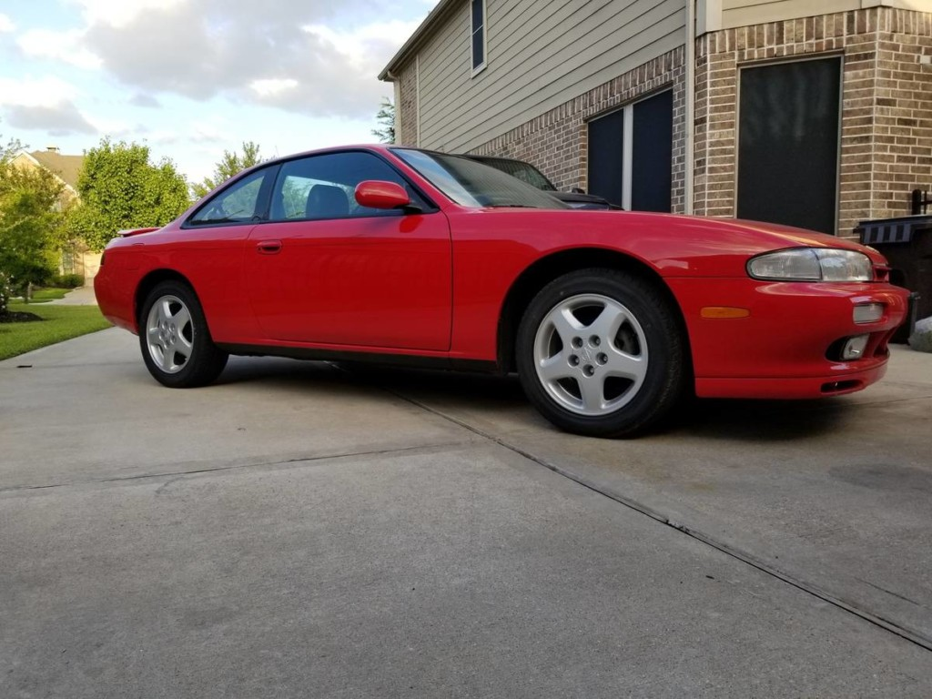 1996 nissan 240sx for sale 3