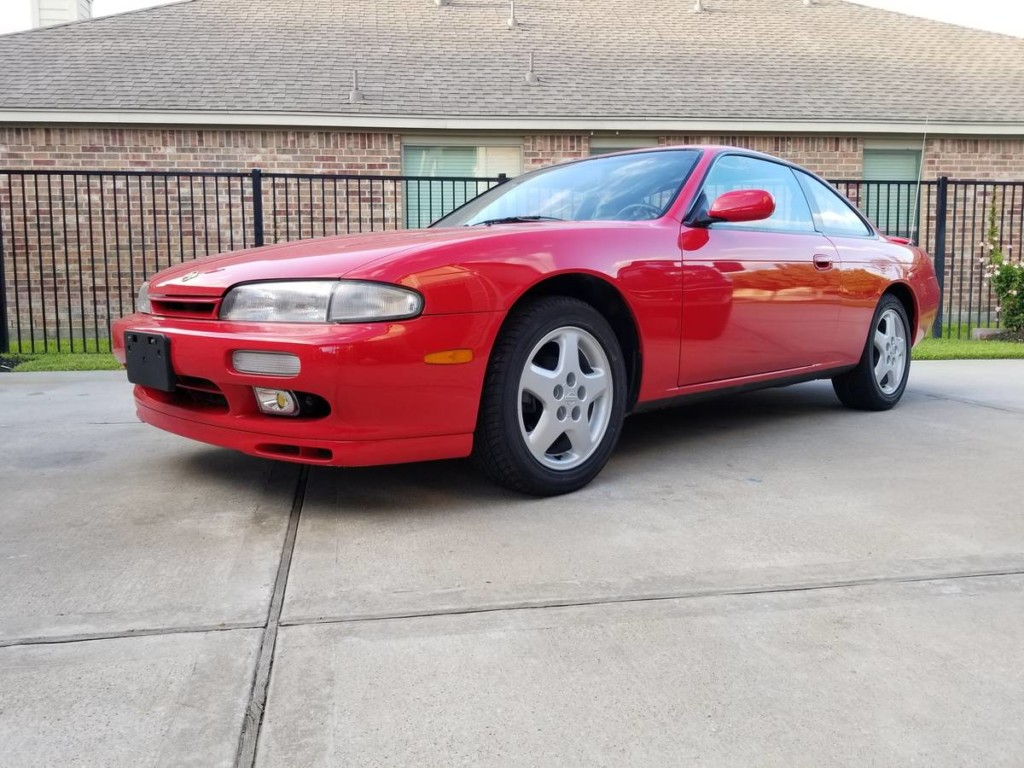 1996 nissan 240sx for sale 2