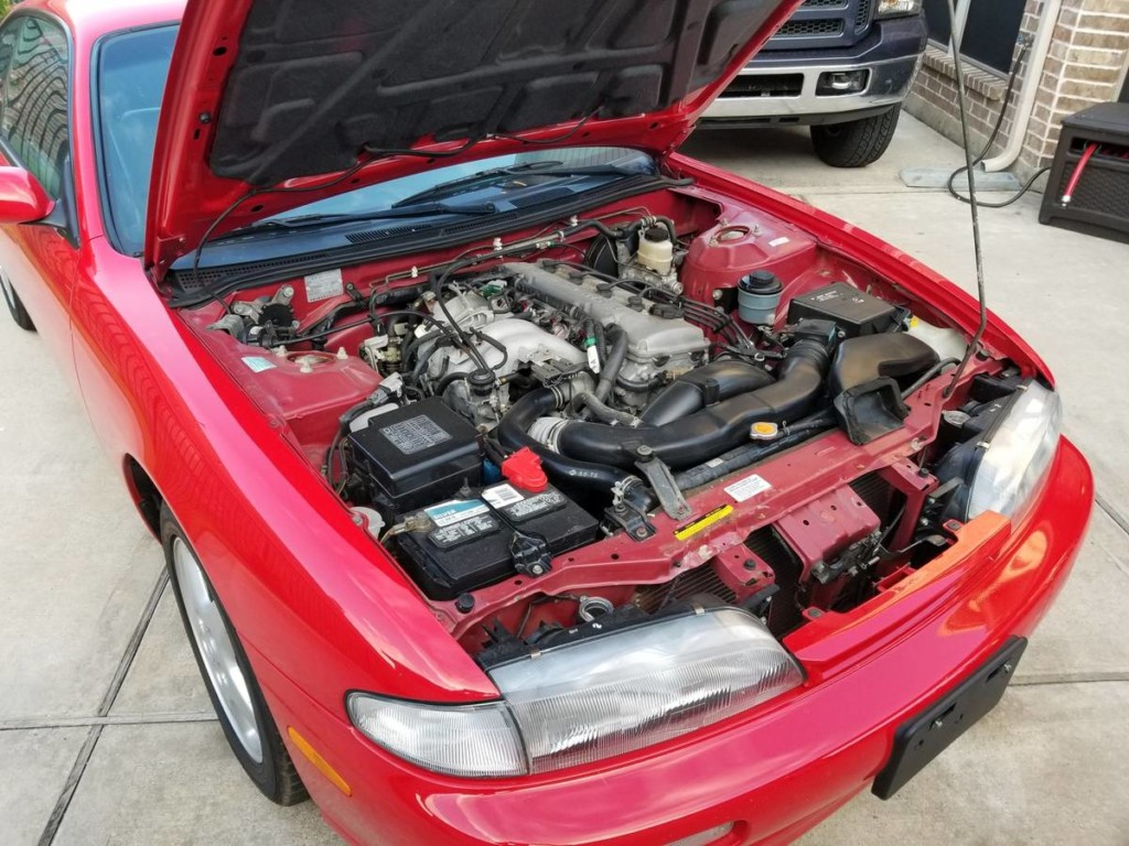 1996 nissan 240sx for sale 8