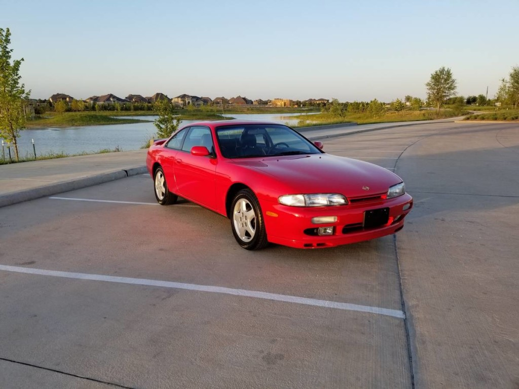 1996 nissan 240sx for sale 4