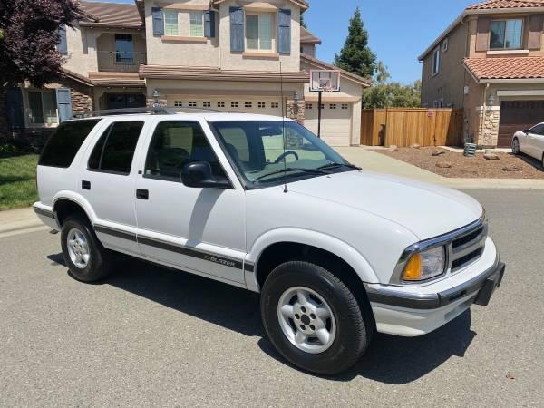 1997 Chevrolet blazer for sale