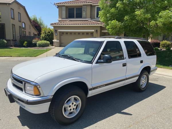 1997 Chevrolet blazer for sale 1