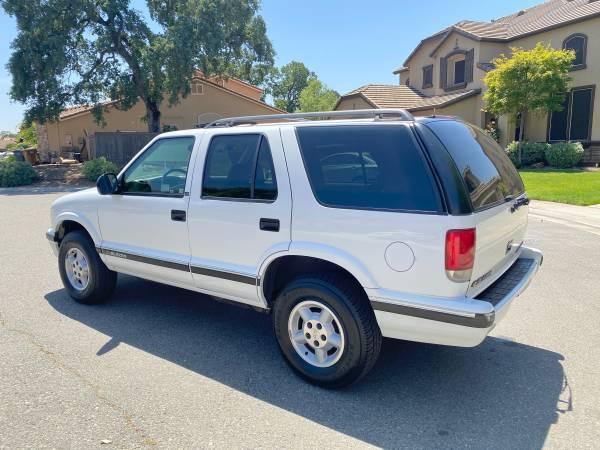 1997 Chevrolet blazer for sale 2
