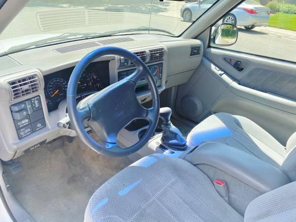 1997 Chevrolet blazer for sale 4