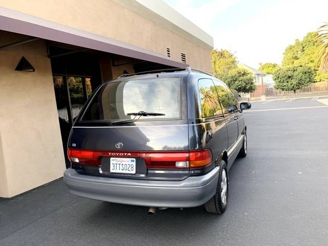 1997 toyota previa SC supercharged for sale 5