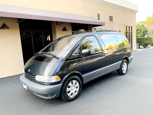 1997 toyota previa SC supercharged for sale 1