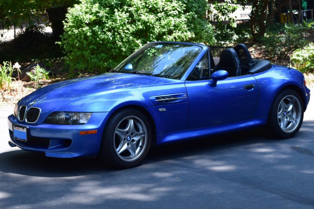 2000 bMW z3 M roadster for sale 1