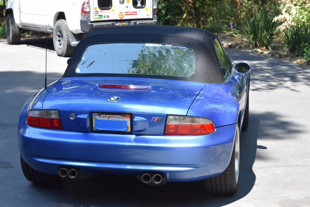 2000 bMW z3 M roadster for sale 3