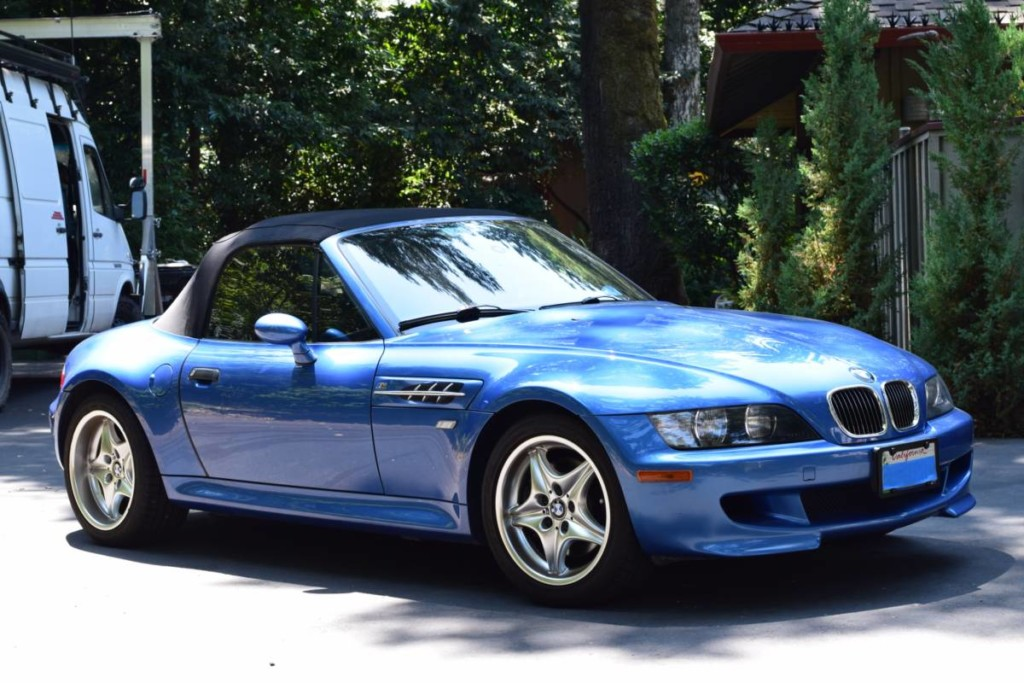 2000 bMW z3 M roadster for sale 4