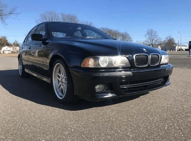 2003 BMW 540i M sport 6spd for sale 1