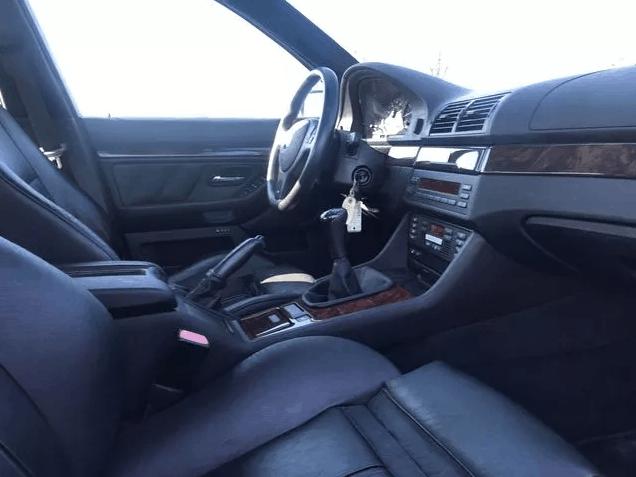 2003 BMW 540i M sport 6spd for sale 3