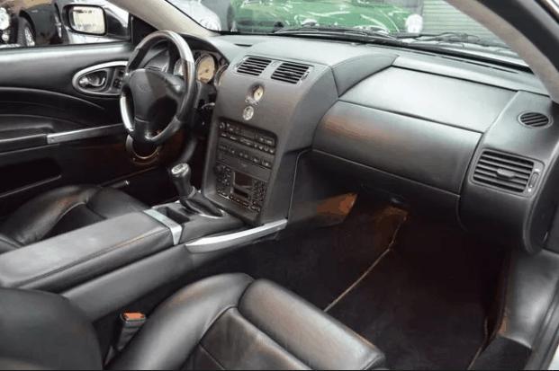 2005 aston martin V12 vanquish s 6spd for sale 6