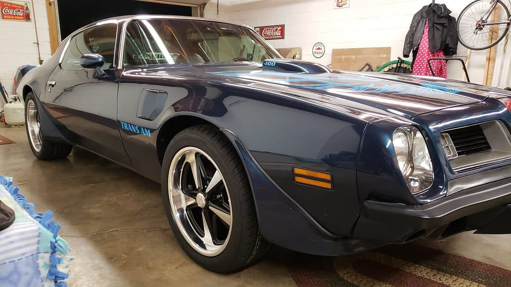 1975 pontiac trans am 4spd for sale 2