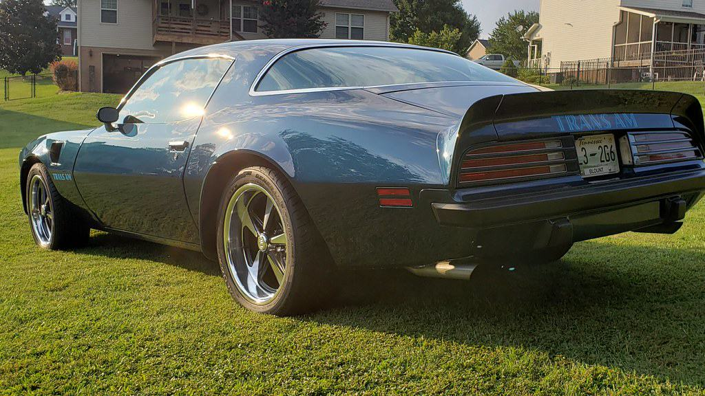 1975 pontiac trans am 4spd for sale 6