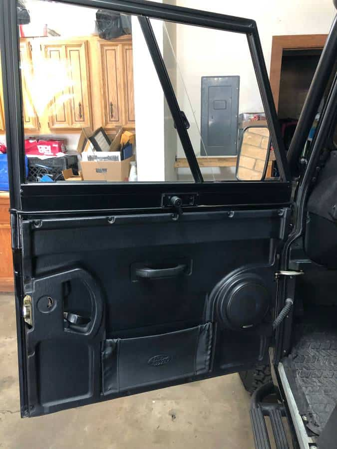 1997 land rover defender 90 NAS for sale 9