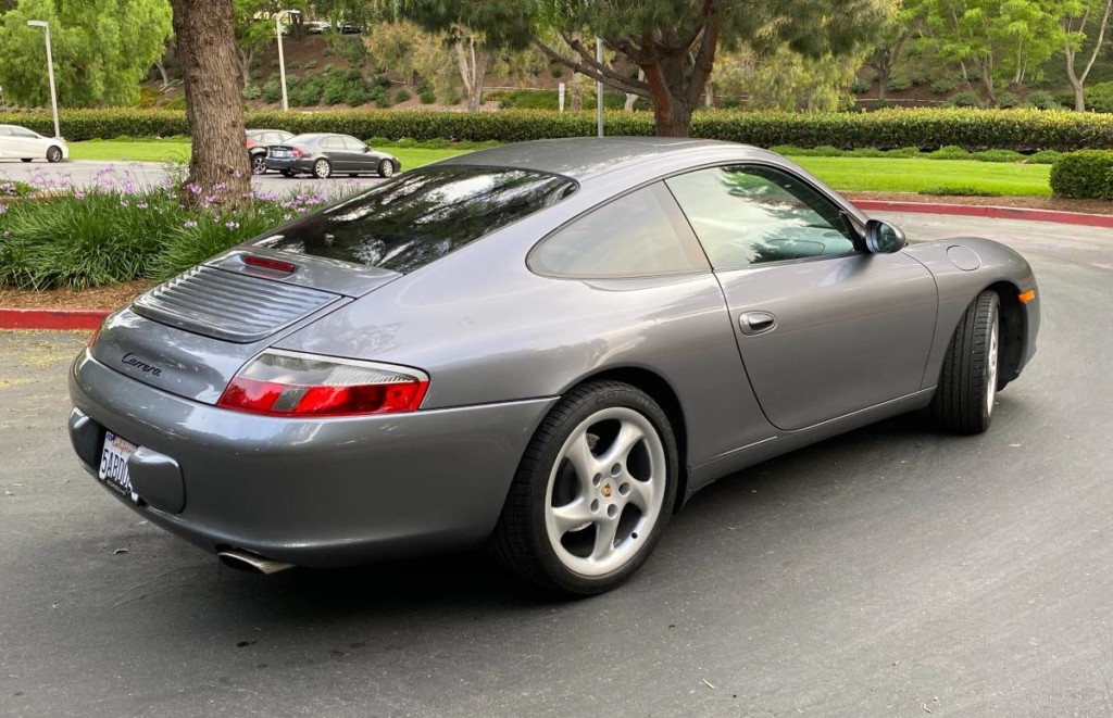 2002 Porsche 911 996 6spd for sale 2