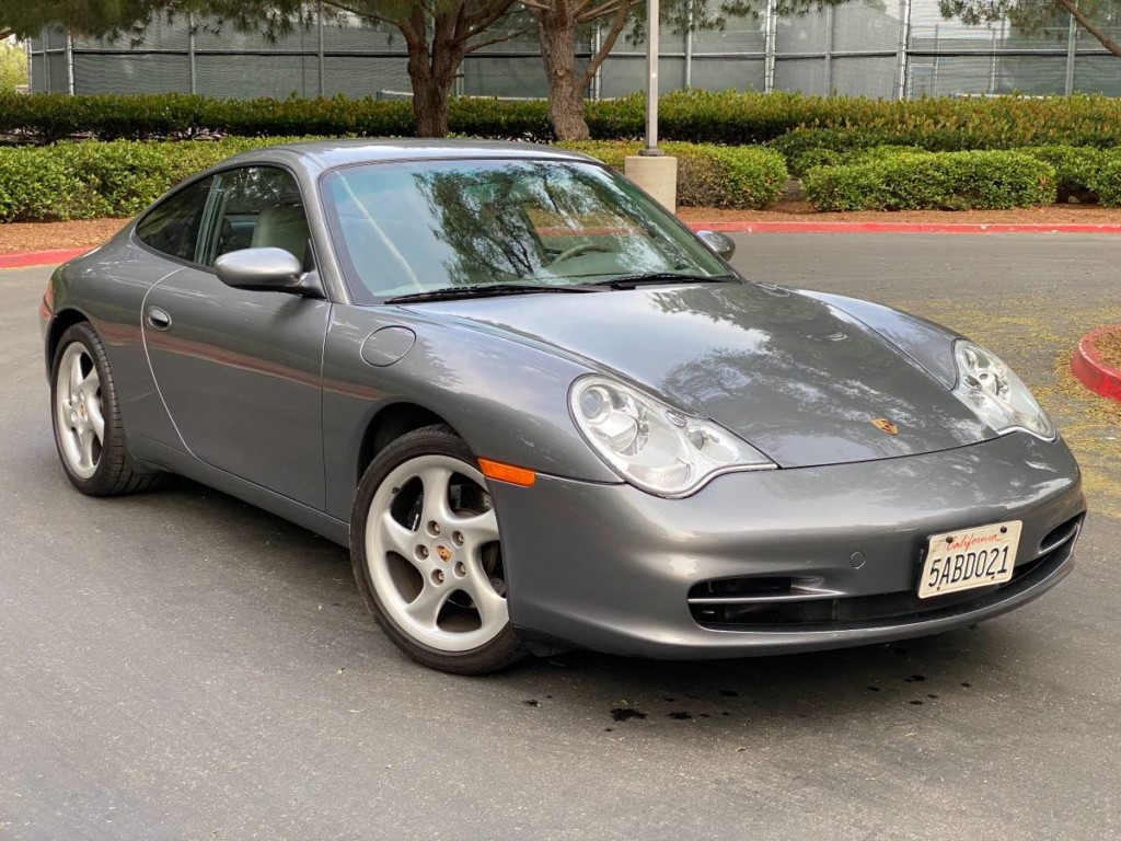 2002 Porsche 911 996 6spd for sale 4