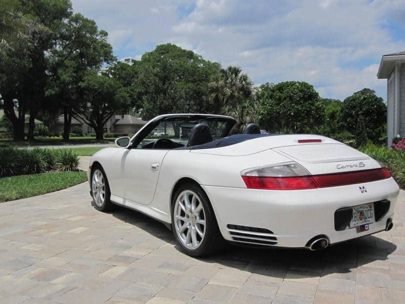 2004 Porsche 911 996 c4s 4s 6spd for sale