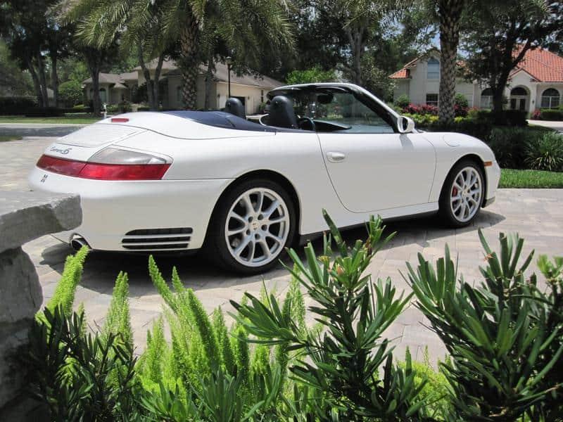 2004 Porsche 911 996 c4s 4s 6spd for sale 1