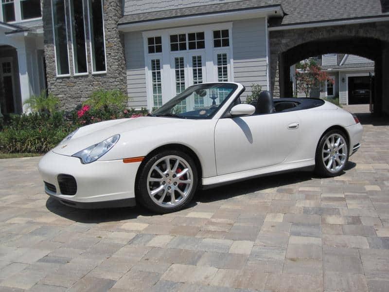 2004 Porsche 911 996 c4s 4s 6spd for sale 4