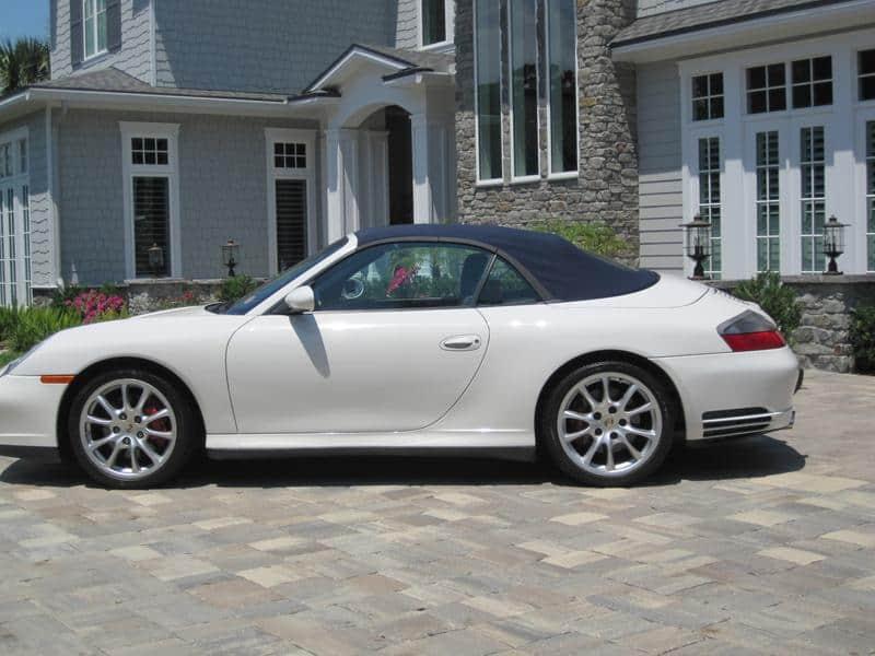 2004 Porsche 911 996 c4s 4s 6spd for sale 2