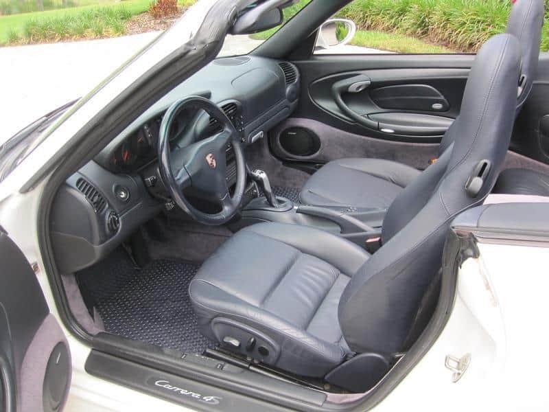2004 Porsche 911 996 c4s 4s 6spd for sale 5