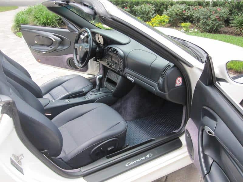 2004 Porsche 911 996 c4s 4s 6spd for sale 6