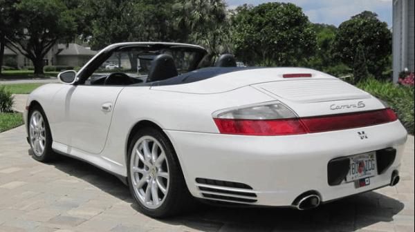 2004 Porsche 911 996 c4s 4s 6spd for sale featured