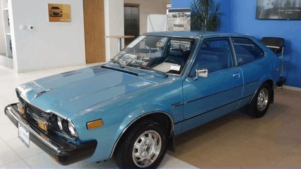 1977 Honda Accord   New Old Cars