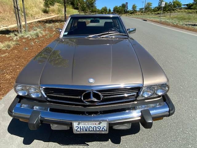 1988 Mercedes Benz 560sl for sale 1