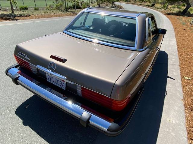 1988 Mercedes Benz 560sl for sale 7