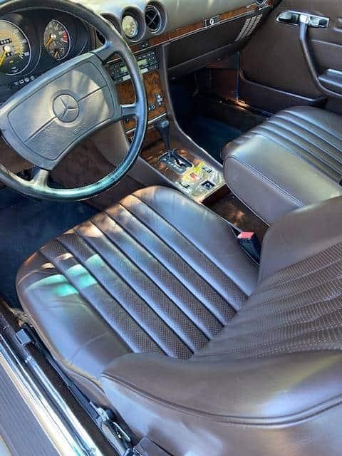 1988 Mercedes Benz 560sl for sale 91
