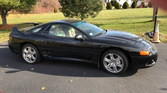 1997 Mitsubishi 3000GT VR4 for sale 2