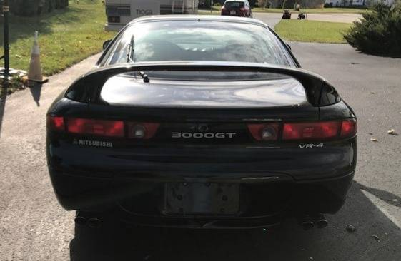 1997 Mitsubishi 3000GT VR4 for sale 4