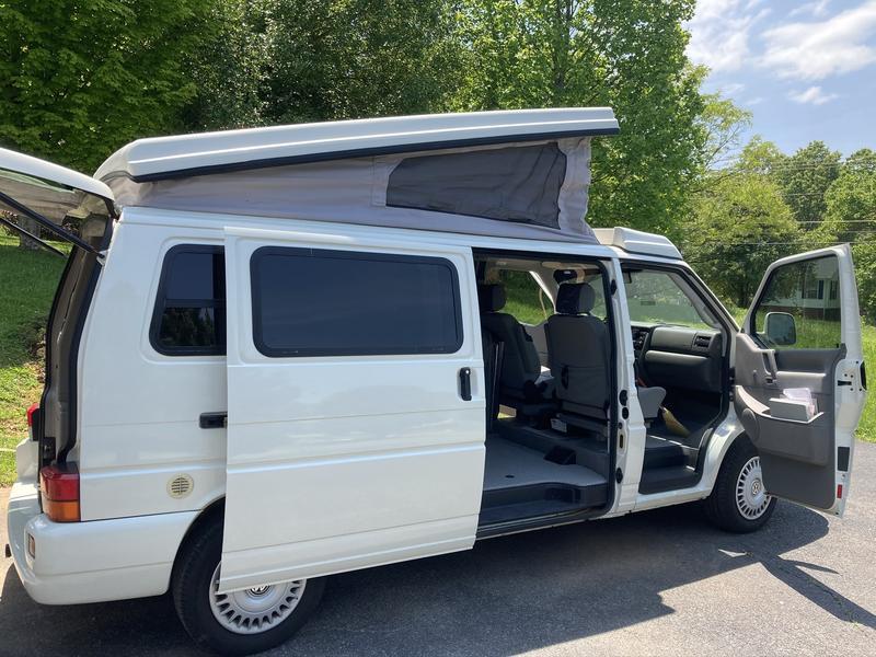 1999 volkswagen eurovan camper for sale 3
