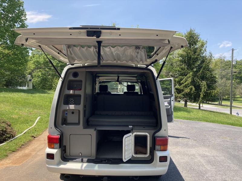 1999 volkswagen eurovan camper for sale 4