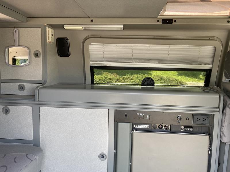 1999 volkswagen eurovan camper for sale 5