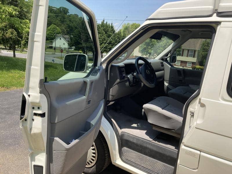 1999 volkswagen eurovan camper for sale 6