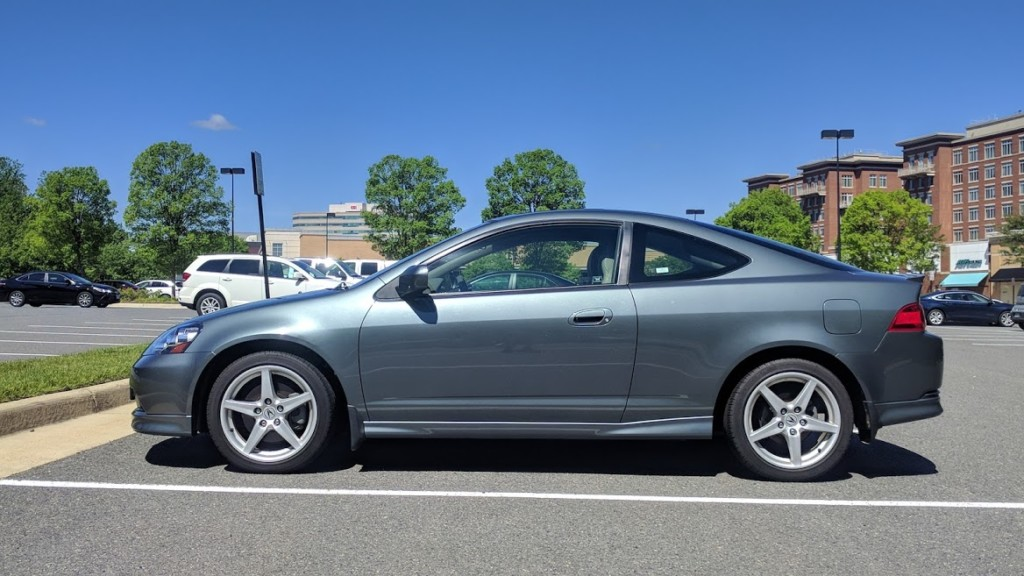 2006 Acura RSX Type S 6spd for sale 2
