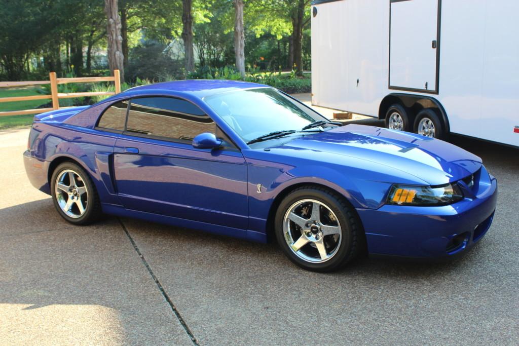 Mustang Terminator 0-60